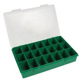 Assortimentsbox Kleur: groen