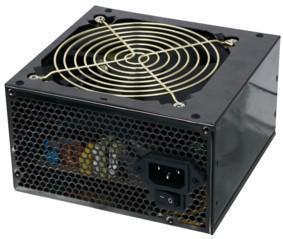 COMPUTERVOEDING 550 W MET STILLE FAN - Konig