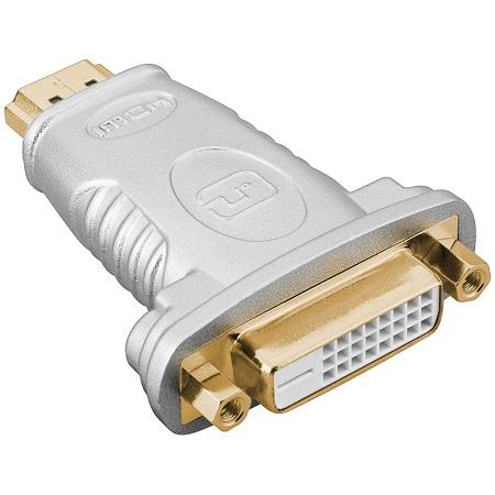 HDMI - DVI verloopstekker - Professioneel