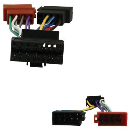 Image of HQ ISO-SONY16P kabeladapter/verloopstukje