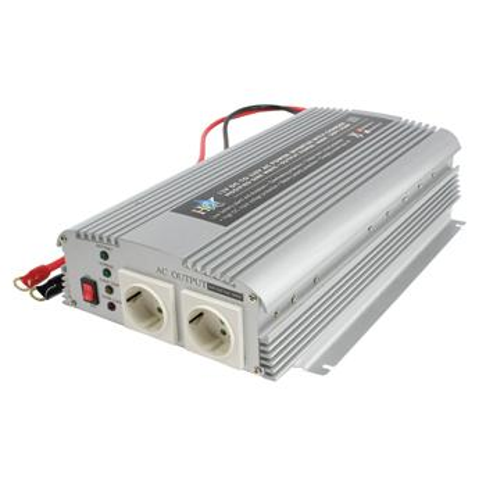 Omvormers 12 volt naar 220 volt 1000w