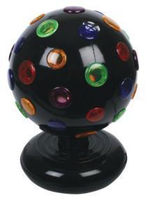 DISCO BOL - 12V/7W laagspanningslamp voor heldere kleuren
