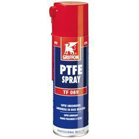 teflon spray 300ml Contents:	300 ml