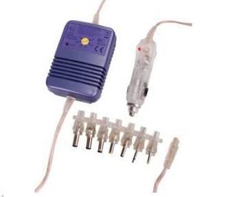 Sigarettenaansteker - Autolader voor Navigatie en Camera Uitgangsstroom: 2100 mA
