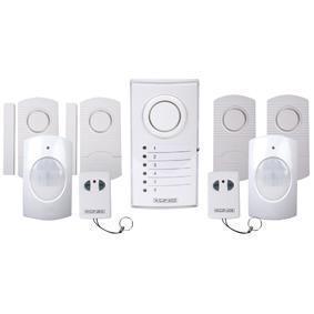 Image of Draadloos Alarmsysteem - König