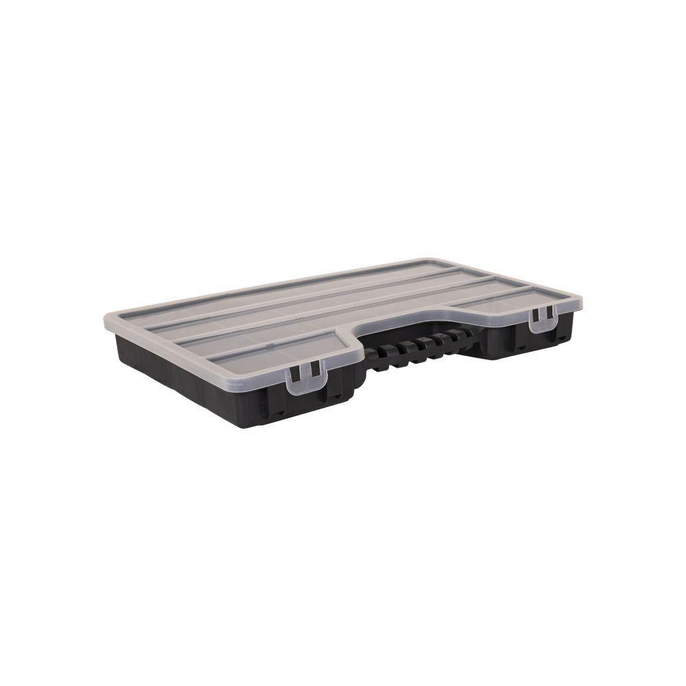 Assortimentskoffer kunststof opbergbox met 22 vakjes van for Action opbergbox