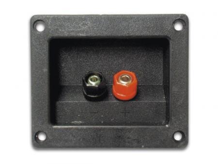 Luidspreker aansluiting Afmetingen: 9.2 x 7.8 cm