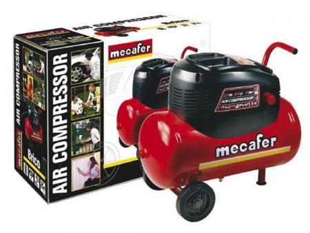 Image of COMPRESSOR MECAFER - 1.5 pk / 24l / 8 bar - MECAFER