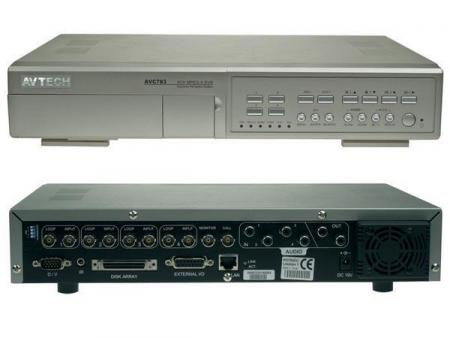 DIGITALE 4-KANAALS MULTIPLEXER QUAD MPEG-4 RECORDER + ETHERNET+USB Digitale 4-kanaals multiplexer quad mpeg-4 recorder + ethernet+usb