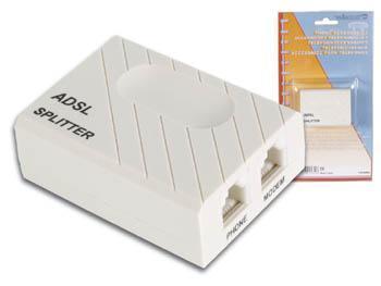 Image of Adsl/telefoonlijnsplitter