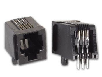 Modulaire Connector Aansluiting: RJ12 Female