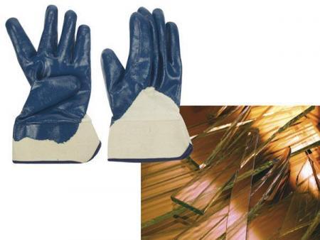 WERKHANDSCHOENEN MET NITRIL COATING Werkhandschoenen met nitril coating