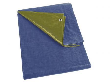 Image of Dekzeil - Blauw/groen - Basic - 2 X 3 M /GAP/