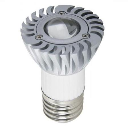 E27 Lamp - Power LED Afmetingen: Ø50/H80mm