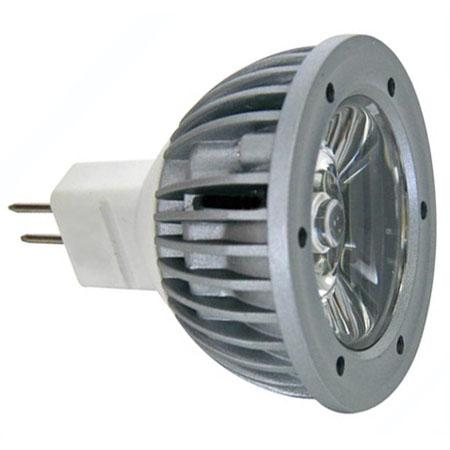 GU5.3 Lamp - Power LED Lichtkleur: Warm Wit