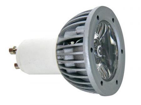 GU10 Lamp - Power LED Lichtkleur: Neutraal Wit