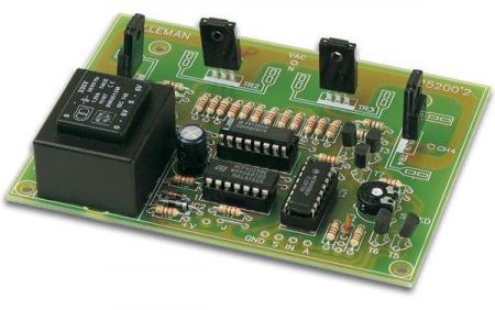 Image of 4-kanaals Multifunctioneel Looplicht