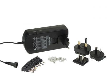 Universele Ac / Dc Adapter Vermogen Maximaal: 36 Watt