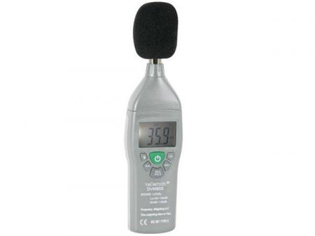 DECIBELMETER (RESOLUTIE 0.1dB) Decibelmeter (resolutie 0.1db)
