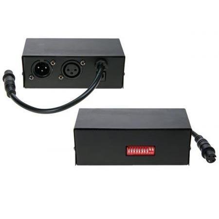 DMX CONTROLLER VOOR VDPLT2-3-4 Dmx controller voor vdplt2-3-4