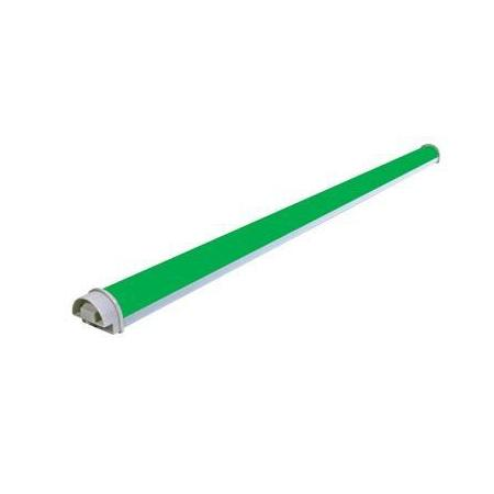 LEDBUIS - GROEN  - 144 LEDS - 1030 x 50mm Ledbuis - groen  - 144 leds - 1030 x 50mm