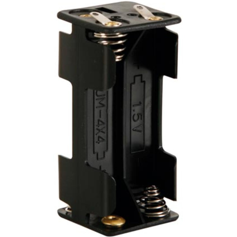 Image of 4x AAA batterij houder - Velleman