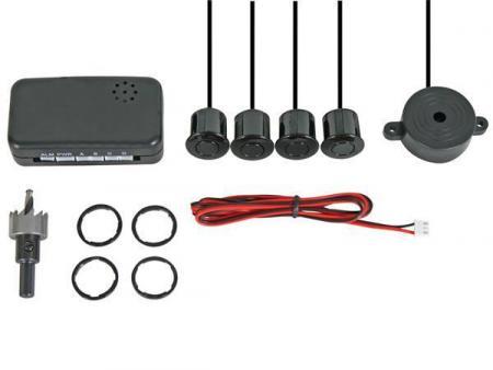 Image of Achteruitrijdradar Met Zoemer En 4 Sensors