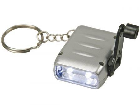 MINI DYNAMO ZAKLAMP Waterdicht: Nee