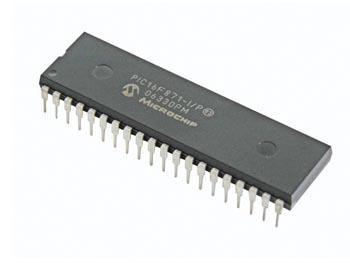 40PIN 8-BIT CMOS FLASH MICROCONTROLLER 40pin 8-bit cmos flash microcontroller