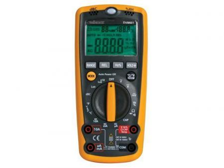 Multimeter Digitaal 6-in-1 digtale multimeter