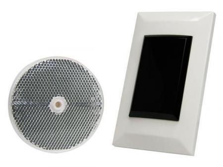 Inbouwdetector voor Toegangscontrolesysteem Geschikt wanneer u de detector minder in het zicht wil hebben