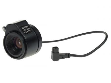 Image of Auto-iris Cctv Lens 6mm / F1.2