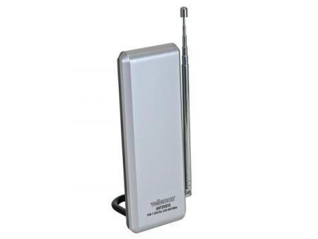 Actieve USB naar DVB-T Antenne Kleur: zilver
