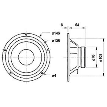 Visaton W130s Middentoner 13cm as well Loudspeaker Design Diagram further Add Bluetooth To Car Radio in addition 2uefz 1998 Dodge Viper Need Program Keyless Entry as well Av Shelf Slim00394. on bluetooth receiver