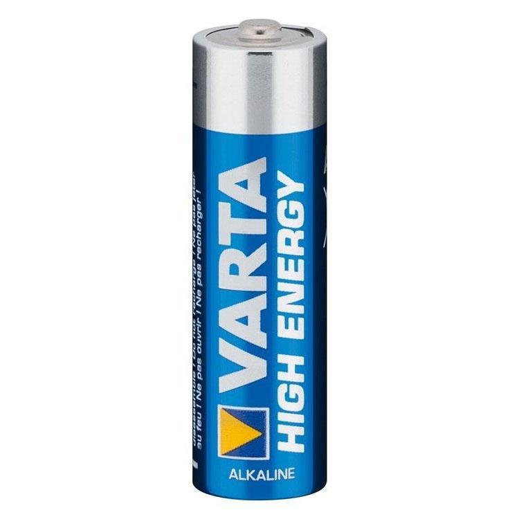 Varta 4906-2b Batterij Alkaline Aa-lr6 1.5 V High Energy 20 blisters