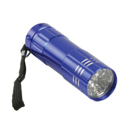 LED ZAKLAMP Waterdicht: Spatwaterdicht