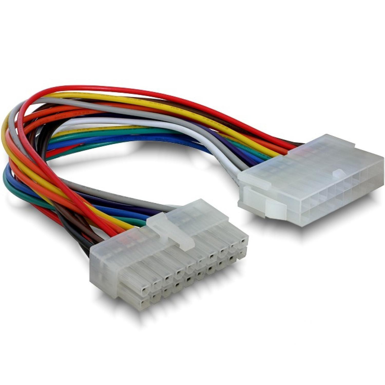 Image of 20-Polig ATX kabel - < 0.15 meter - Delock