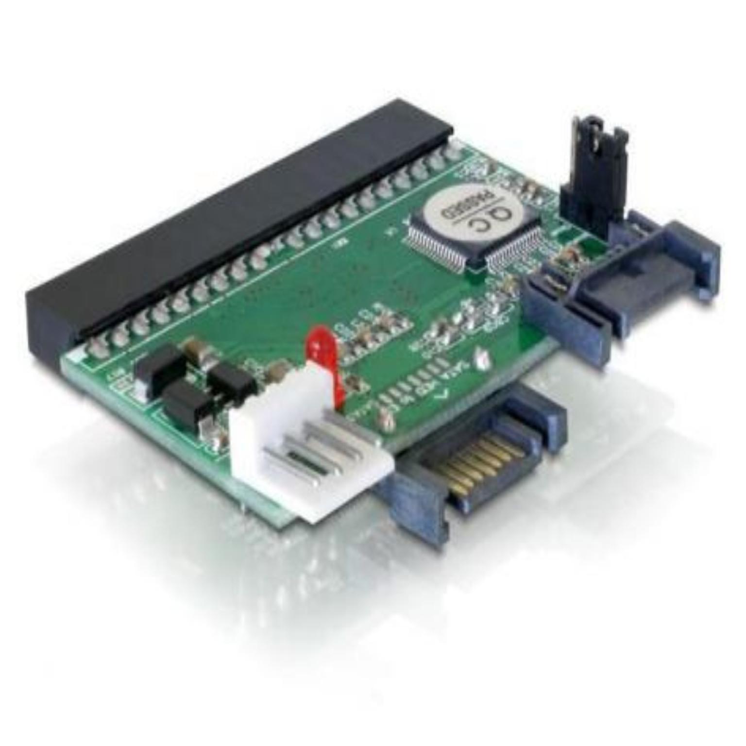 IDE naar SATA converter Géén drivers benodigd
