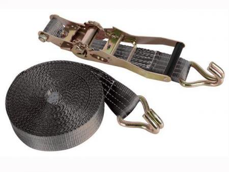 Aanhangwagen - Spanband