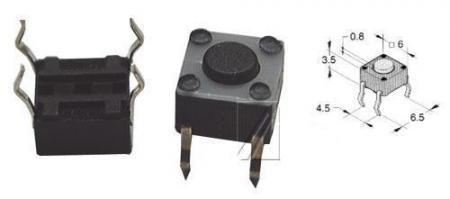 Micro drukschakelaar
