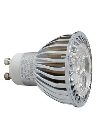 GU10 lamp - Power LED Lichtkleur: Wit