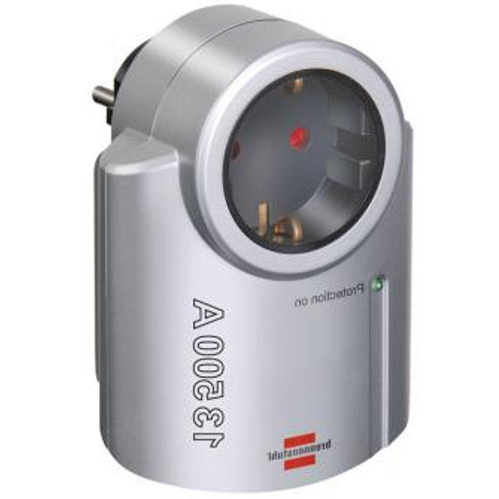 Image of Brennenstuhl 1506950 Overspanningsbeveiliging (tussenstekker) Overspanningsbeveiliging voor: Stopcontact 13.5 kA