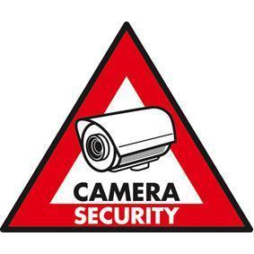 Image of CCTV Waarschuwingssticker