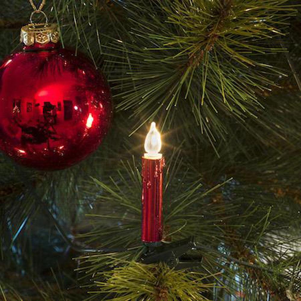 Kerstboom Verlichting -  Kaars