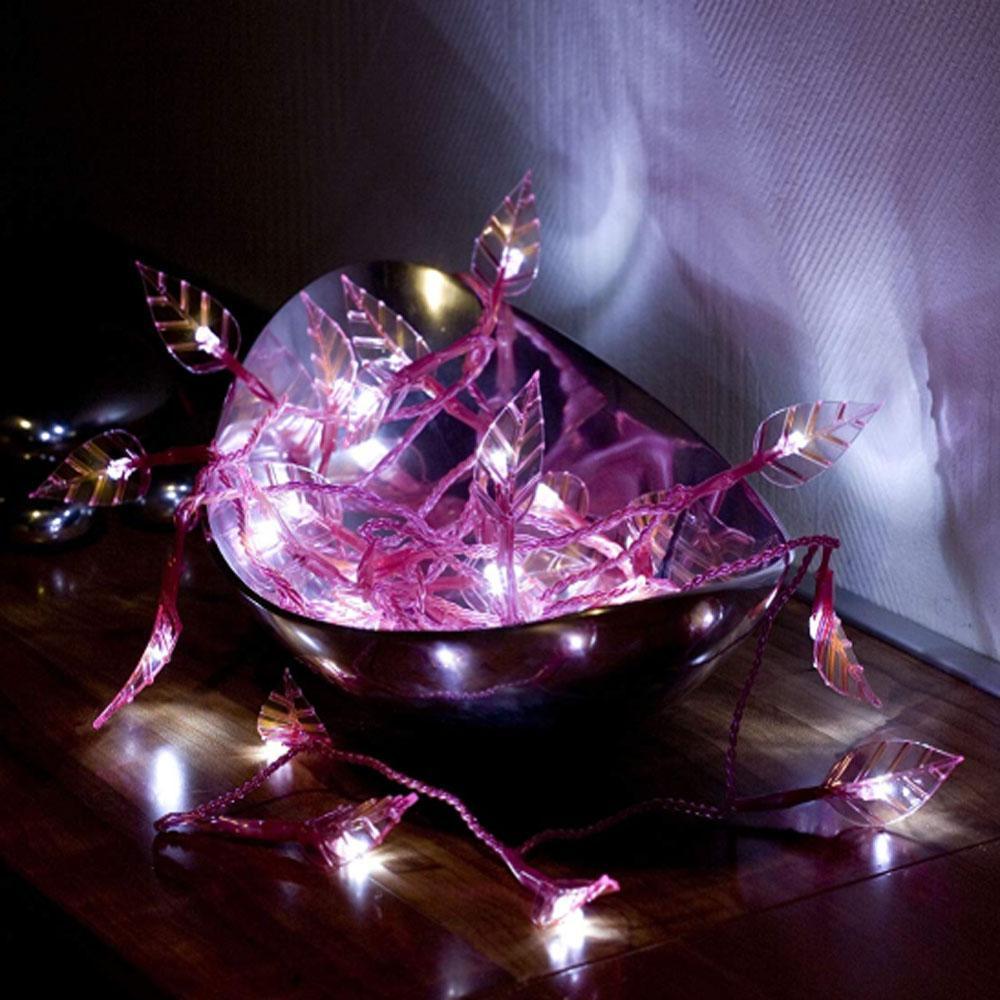Kerst Decoratieverlichting - Blad