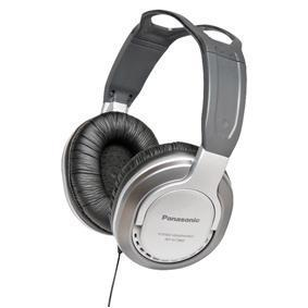 PANASONIC FULL-SIZE HEADPHONE ZILVER - Panasonic