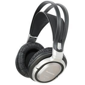PANASONIC WIRELESS HEADPHONE ZILVER - Panasonic