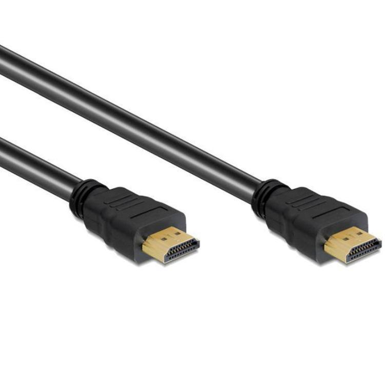 HDMI 1.4 kabel (high speed) Delock - High Quality