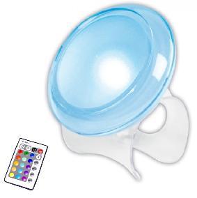 Interieur led sfeer kleurenlamp geef uw interieur kleur met deze meerkleurige lamp de lamp - Sfeer en kleuren ...