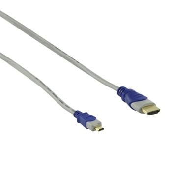 Micro HDMI D Kabel - 1.4 High Speed 2 meter